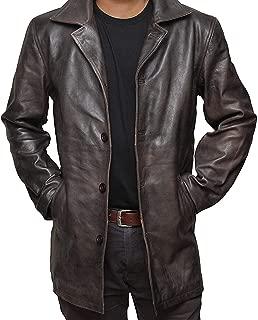 dean winchester season 7 leather jacket