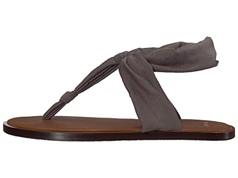 Blackcharcoalnatural Honda Yoga Sanuk Alta Ella calidad Lx 1wOYUE8q
