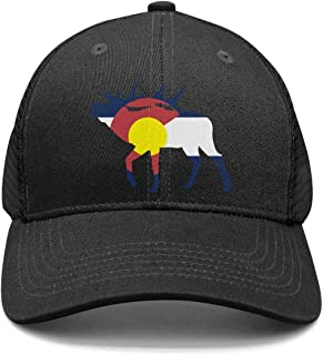 Casual Sport Hat Crossbones Skull Unisex Baseball Caps Adjustable Hip-Hop Hats