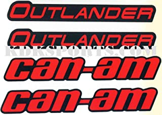 can am outlander stickers