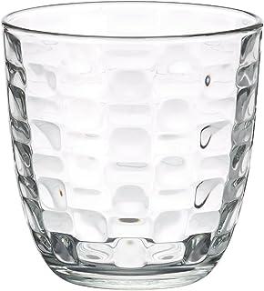 Bormioli Rocco Mat Tablett 6 Gläser, 6 Einheiten