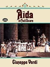 Aida in Full Score (Dover Music Scores)