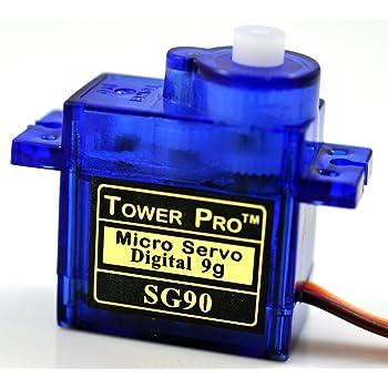 デジタル・マイクロサーボ SG90 (1個)