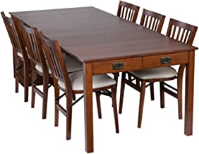 Stakmore Traditional Expanding Table Finish, Fruitwood