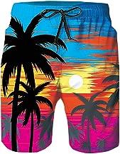 Spreadhoodie zwembroek voor heren, zomer, zwembroek, 3D-print, sneldrogend, strandshorts met zakken, maat S-XXL