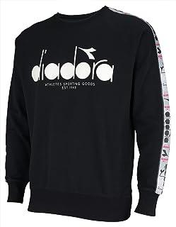 Diadora Men's 5PALLE Offside Crew Sweatshirt