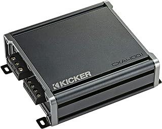 Kicker 46CXA4001 Car Audio Class D Amp Mono 800W Peak Sub Amplifier CXA400.1 (Renewed)