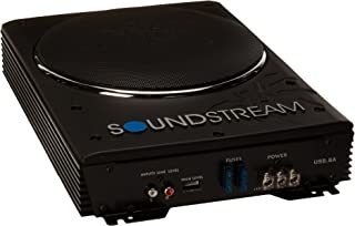 Soundstream USB-8A 8-Inch Powered Subwoofer Slim Enclosure
