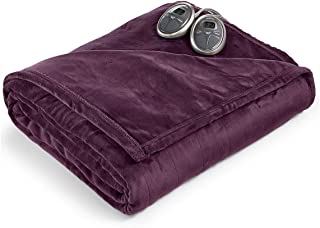 Best sealy plush electric blanket Reviews