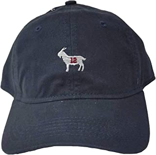 Go All Out Adult Goat #12 Embroidered Deluxe Dad Hat