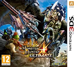 Monster Hunter 4 - Ultimate - Nintendo 3DS - [Edizione: Francia]