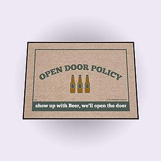 Best High Cotton Open Door Policy Beer Doormat Review