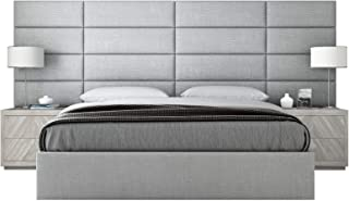 Best bed frame with fabric headboard Reviews