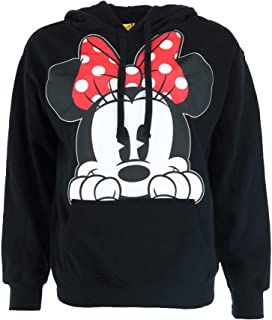 minnie mouse hoodie women's