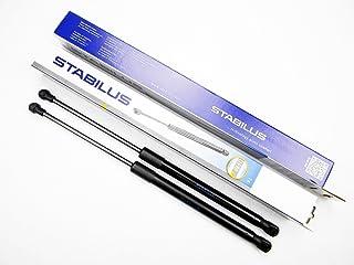 2x STABILUS 018123 LIFT O MAT GASFEDER HECKKLAPPE 380N Länge: 500mm