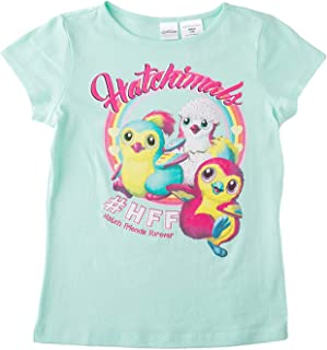Hatchimals Girls Short Sleeve Tee Shirt (Little Kid/Big Kid)