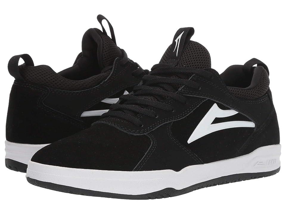 Image of Lakai Proto (Black Suede) Men's Shoes