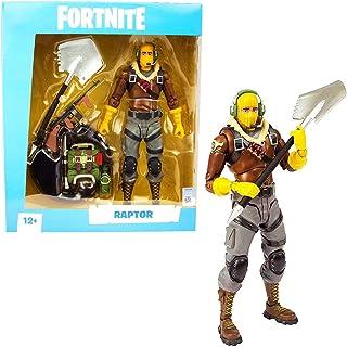 Fortnite McFarlane Toys Raptor 7 inch Premium Action Figure
