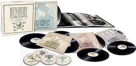 Canciones (4 LPs Dobles + 4 CDs + Libro) [Vinilo]