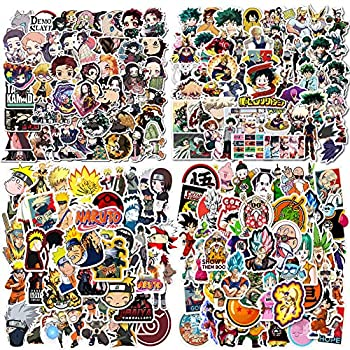 Best anime stickers Reviews