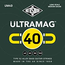 Rotosound Ultramag Bass guitar strings (UM40)
