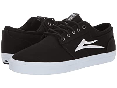 Lakai Griffin (Black Canvas) Men