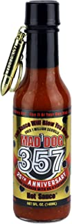 Mad Dog 357 Gold Edition Hot Sauce, 5oz