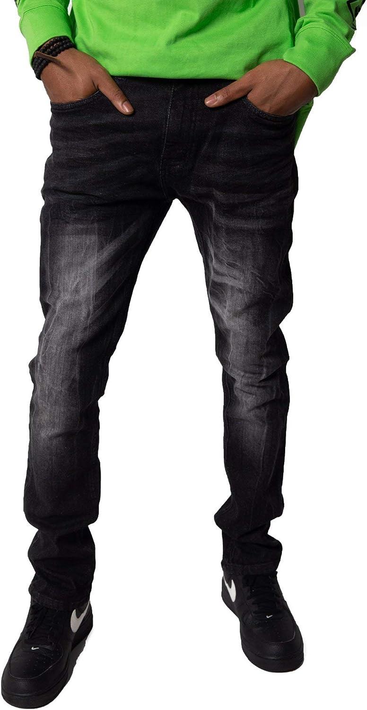 Evolution In Design Men's Slim New mail Direct stock discount order Denim Stretch Jeans Fit