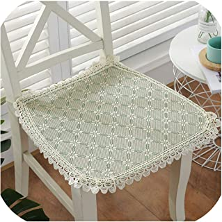 NA Breathable Solid Chair Cushion for Dining Chair Anti Slip Seat Cushions Mat for Car Office Home Decor 1pcs Cushions,matibajiaolv,About 40x40cm