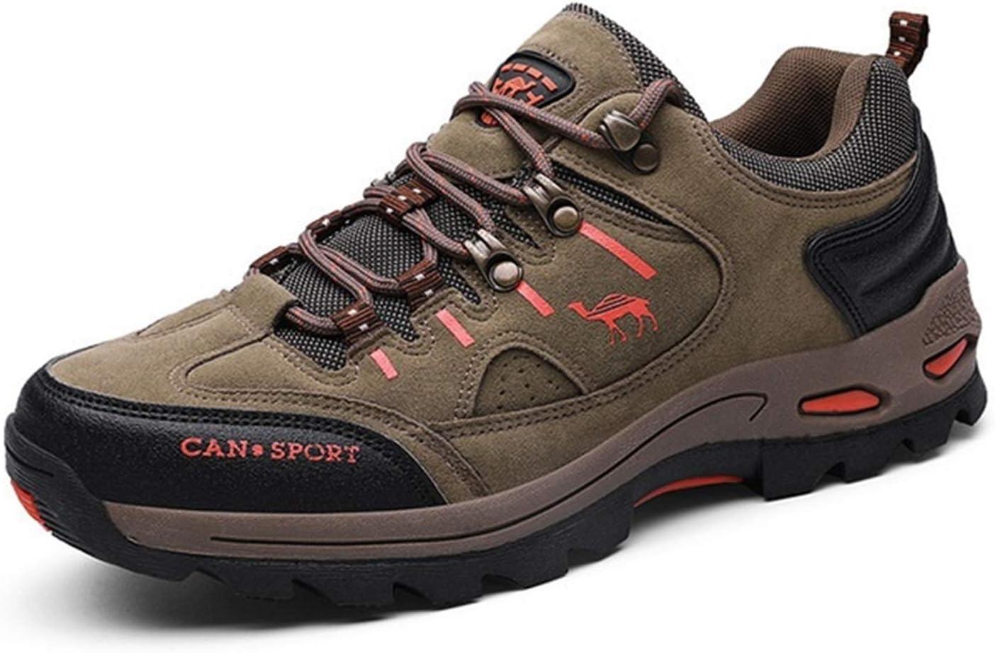 TTKK Special sale item TENGKEJPN Men Hiking Shoes Mens Outdoor excellence Autumn Brand Winter