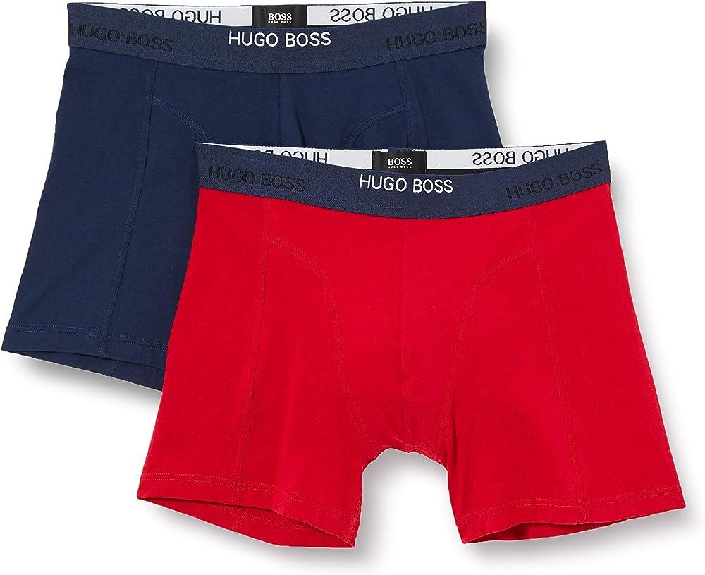Boss, boxer per uomo,95% cotone, 5% elastan 50325788