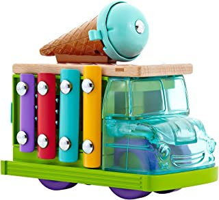 Fisher-Price Wooden Toys, Sweet Sounds Ice Cream Truck