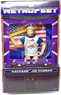 Wrestling WWE Elite RetroFest Exclusive Hacksaw Jim Duggan Action Figure