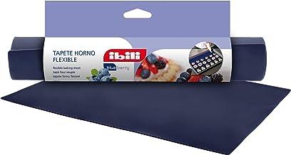 Ibili 860021 Tapis Four 40 x 30 cm 100% Silicone Blueberry