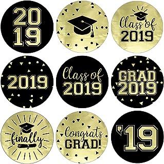 Congrats Grad Labels #373-WH 60-1.5 Graduation Labels Graduation Stickers Congratulations Stickers