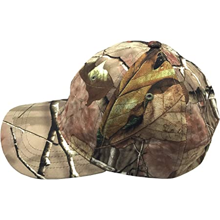 Krumba Men's Outdoor Hunting Baseball Adjustable Ball Cap