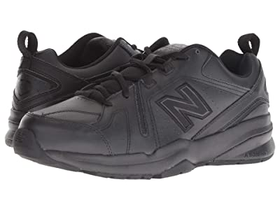 New Balance 608v5 (Black/Black) Men