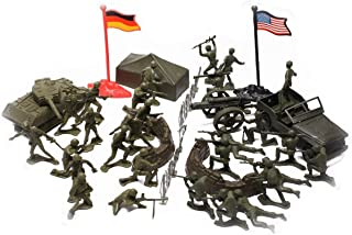 Rothco World War II Toy Soldiers Childrens Military Play Set