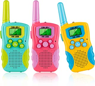 Aikmi Walkie Talkies For Kids