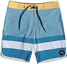 QUIKSILVER Men's Highline Tijuana Scallop 20 Boardshort Swim Trunk