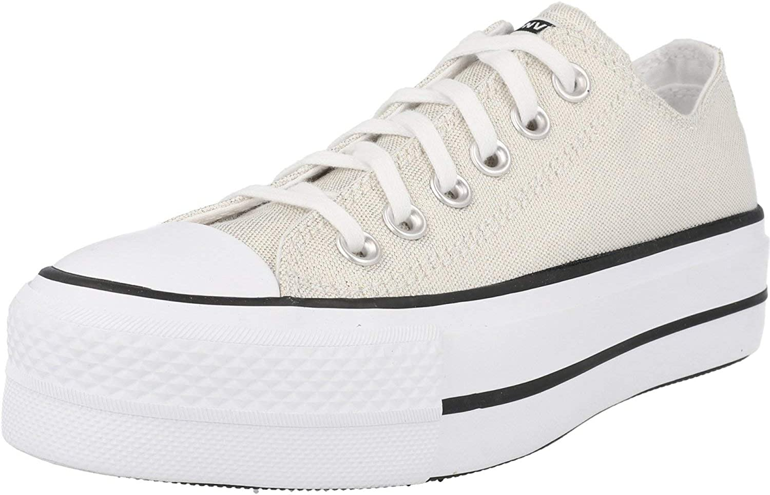 Converse Chuck Taylor All Star Lift Industrial Glam Ox Gold/Black Polyester