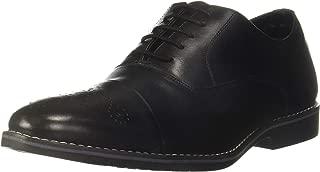 Max Men's Black Sneakers-10 UK (44 EU) (AVONLN0549-PRE-AUTUMN-2019-Hit 1)