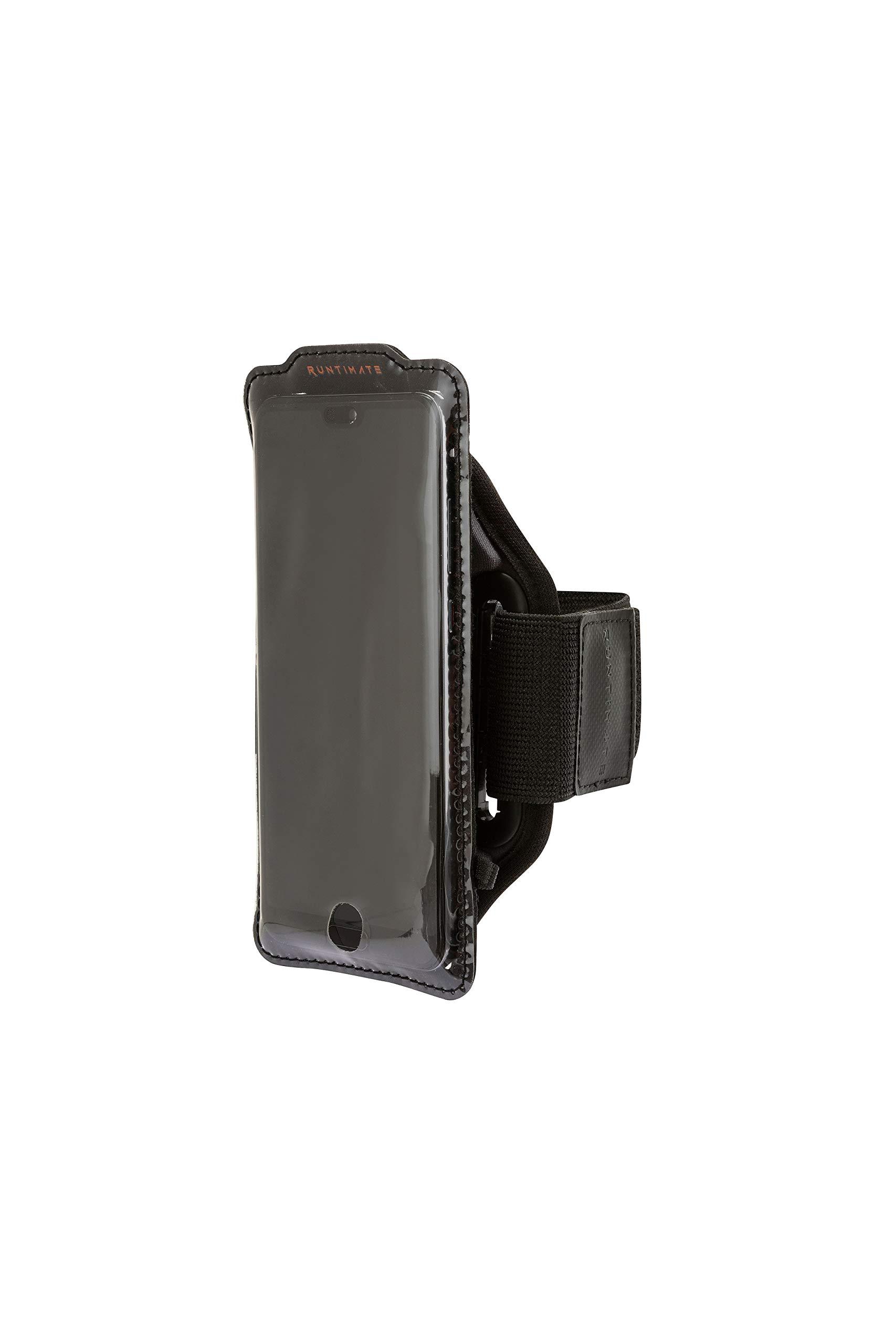U-Run - Brazalete Deportivo magnético Universal para Smartphone, Compatible con iPhone, Samsung, Huawei, Armband, Desmontable, con Carcasa de 4,7-5,5 Pulgadas: Amazon.es: Electrónica