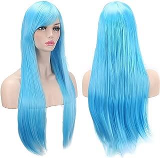 Best long light blue hair Reviews