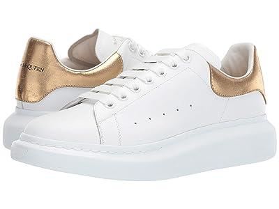 Alexander McQueen Oversized Sneaker (White) Men