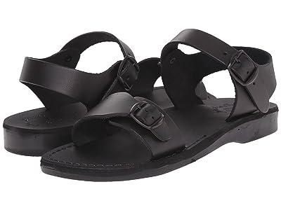 Jerusalem Sandals The Original Womens (Black) Women