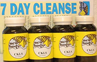CKLS Colon Cleanser Herbal Formula-Quad pack (4)
