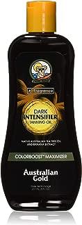 Australian Gold Intensifier Dark Tanning Oil 8 Oz