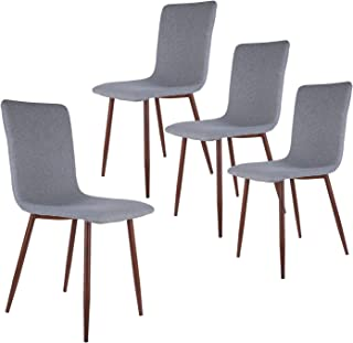 Best four grey dining chairs Reviews