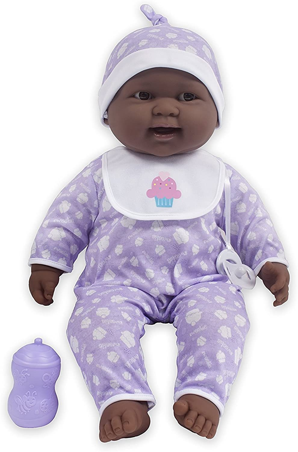 Lots to Cuddle 20  African American Doll